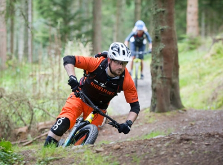 Mountain Bike tuition and courses for beginners