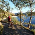 West Highlands guided Mountain bike rides