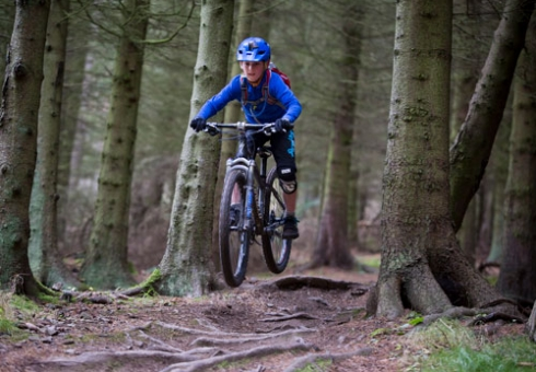 MTB camp - Mountain Bike Tuition