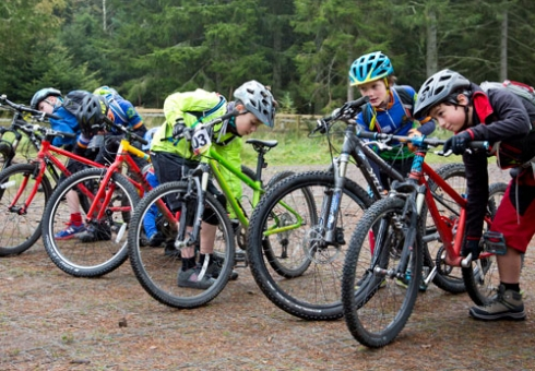 Kids Mountain Bike Workshops