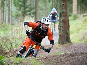 Allan Doyle. Ridelines mountain bike Instructor. RIDELINES - Glentress Mountain Bike Tuition