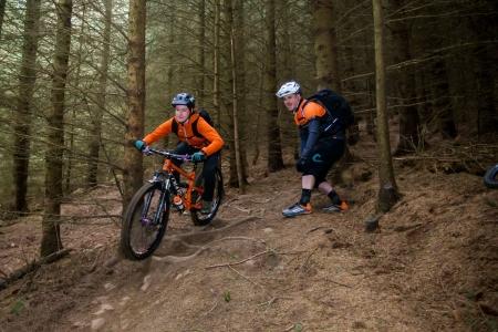 Ridelines Enduro MTB Skills courses at Innerleithen