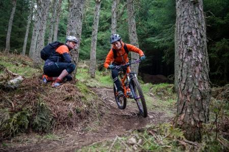 Ridelines Mountain Bike Tuition Private Mountain Bike Skills Courses