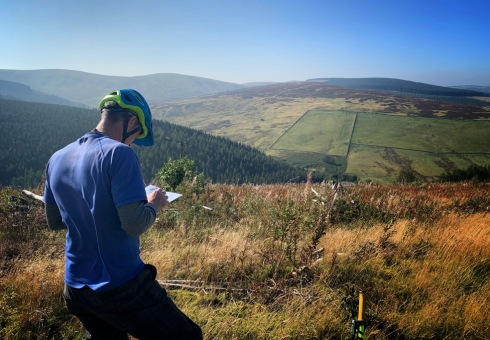 Ridelines Level 2 British Cycling Mountain Bike Leadership Training-and Assessment