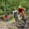 British Cycling Mountain Bike Leader awards