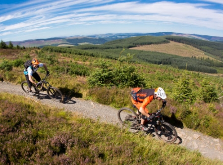 British Cycling Mountain Bike Leader awards