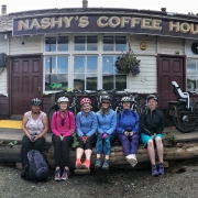 One of the Tweed Valley Easyriders groups.
