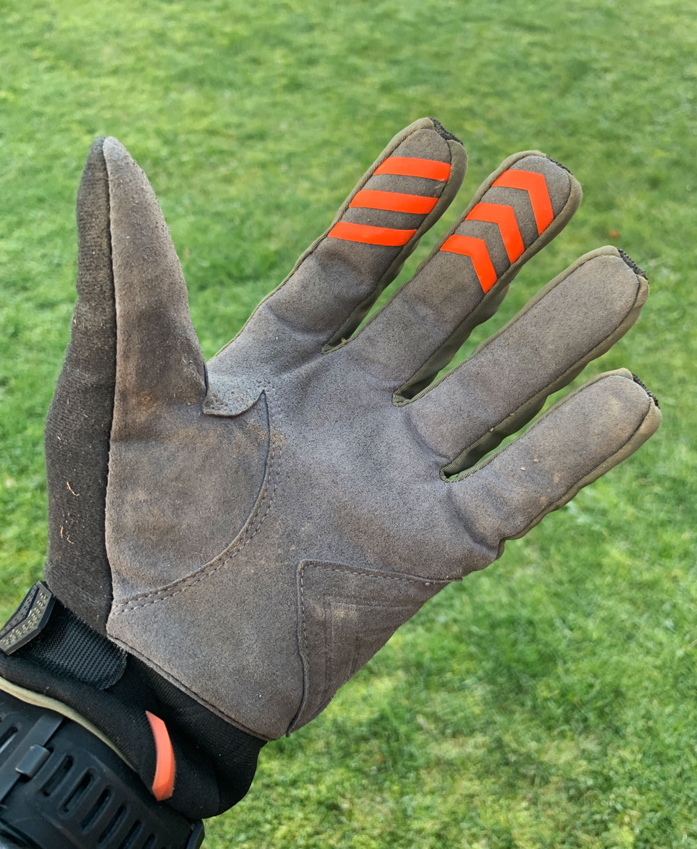Sealskinz Dragoneye Glove Palm