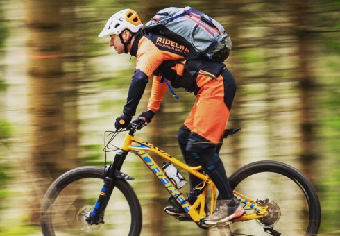 Ridelines Mountain Bike Courses Glentress Scotland