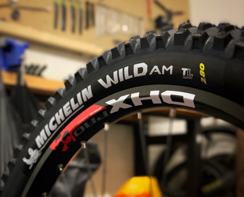 Michelin WIld AM 27.5x2.8 Mountain Bike Tyre