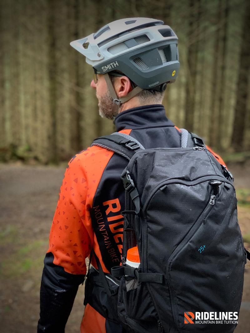 Ridelines: Cube Bikes OX25+ Alpine Rucksack