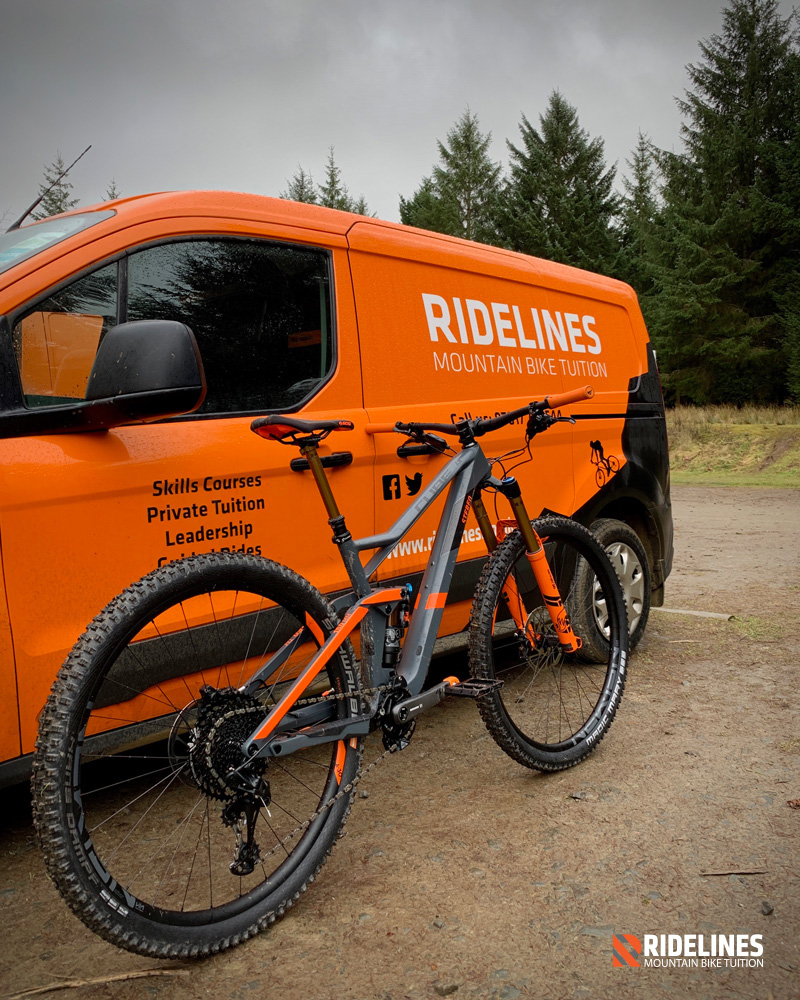 Ridelines: Cube Bikes and Ridelines working together in 2019.