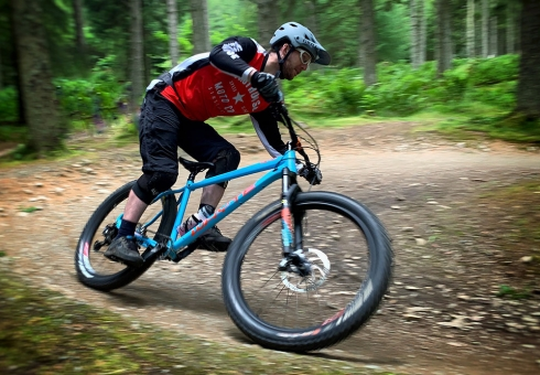 Ridelines One to One Mountain Bike skills Lessons at Glentress