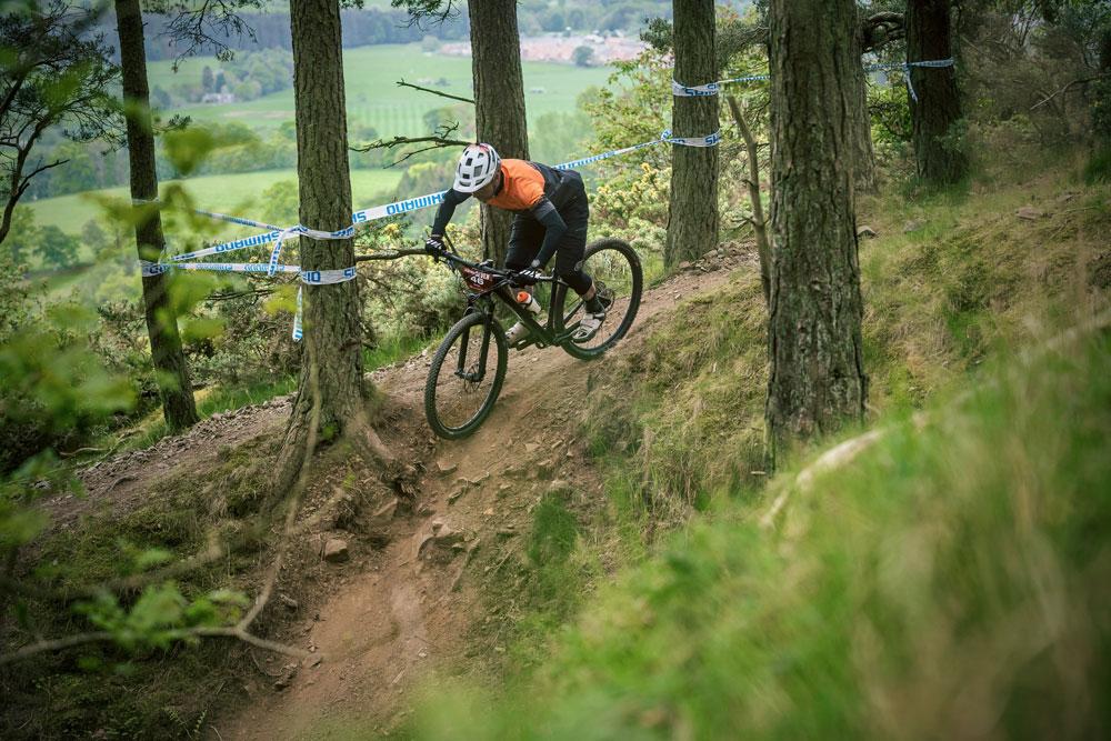 Ridelines: Allan at Glentress 7