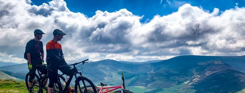 Ridelines. Mountain Bike Guides in the Tweed Valley