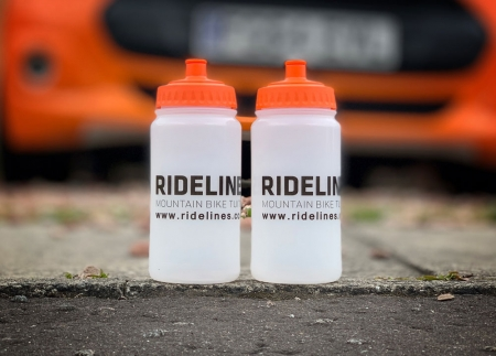 Ridelines 550ml Biodegradable Water Bottle