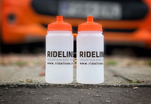 Ridelines 550ml Biodegradable Water Bottle
