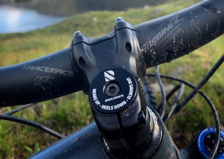 Ridelines Custom Stem Cap