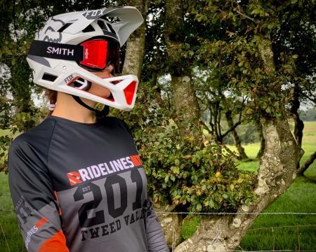 Ridelines Punter Enduro Mountain Bike Jersey