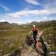Ridelines Torridon Mountain Bike Loop Fisherfield Slioch Lochan Fada