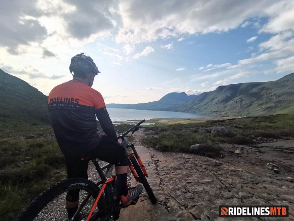 Ridelines Torridon Mountain Bike Loop Loch Torridon