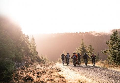 Ridelines Tweed Valley Treble Golfie Riding Group