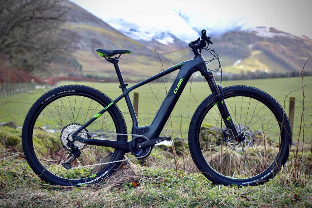 E bike guided rides Glentress