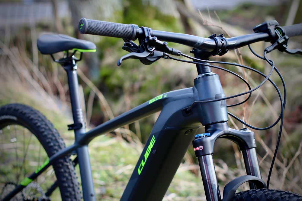 E-bike guided rides Tweed Valley