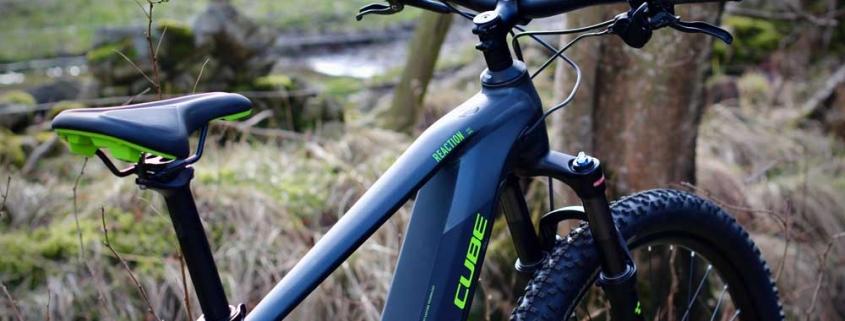 E-bike hire Tweed Valley