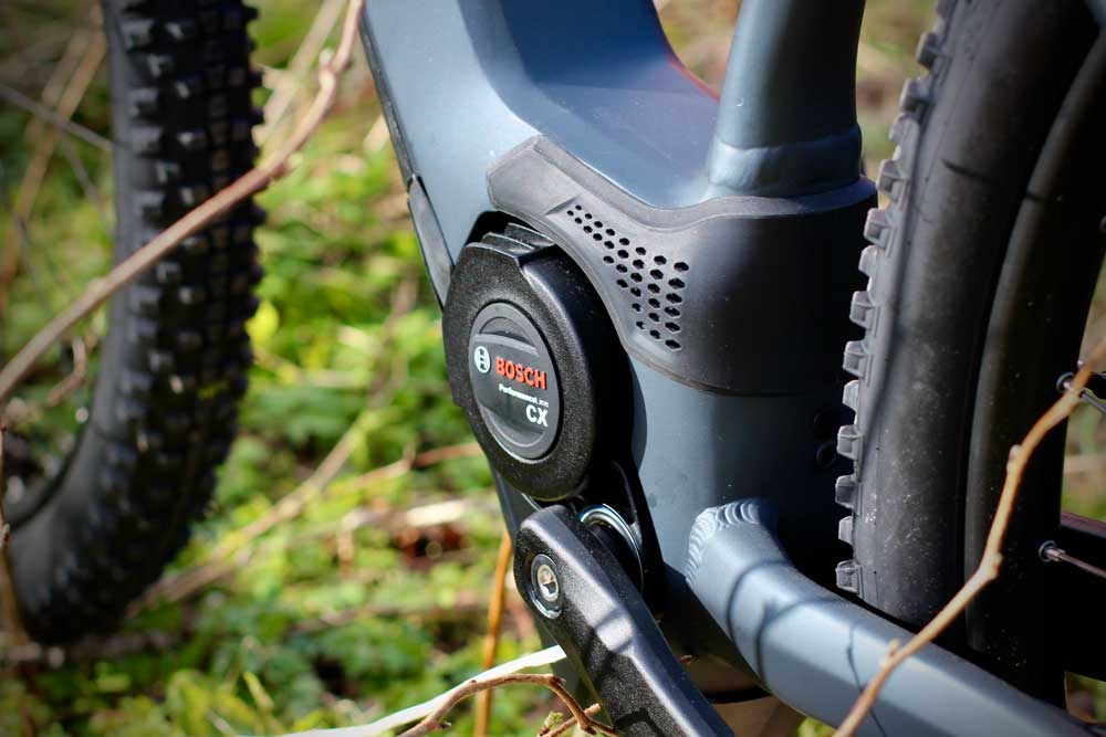 Electric bike hire Glentress