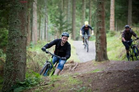 Ridelines Mountain Biking Canada Woods Falkirk