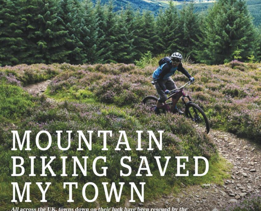 Mountain Biking Saved Innerleithen?