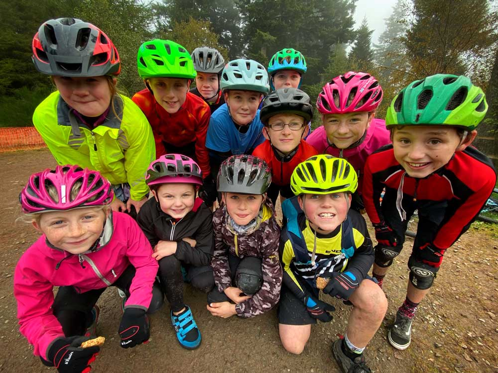 Ridelines Kids Camp Glentress