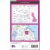 Ordnance Survey Landranger Map 73 for Peebles & Innerleithen.