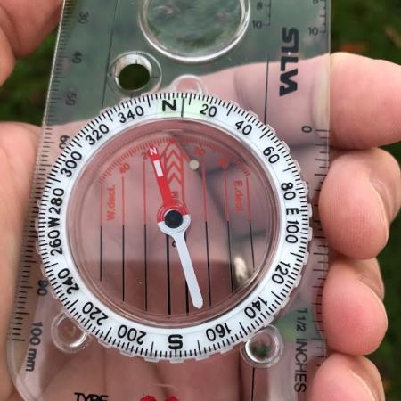 Silva Expedition 4 Long Base Plate Compass (360)
