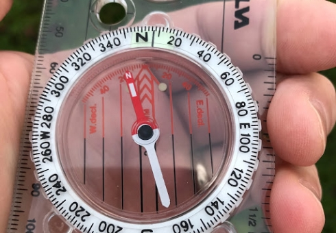 Silva Expedition 4 Long Base Plate Compass (360)