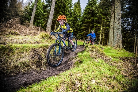 Ridelines Kids Camp Glentress Kids Riding Roots